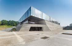 Twee nieuwe passiefscholen met sterke architectuur in Antwerpen
