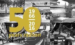 Radson viert haar 50-jarig bestaan met feestelijk event