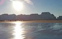 Vastgoed aan de kust wordt steeds populairder