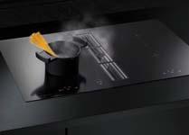 Nieuwe inductiekookplaat maakt dampkap overbodig