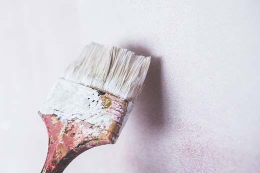 Stappenplan voor het schilderen van binnenmuren