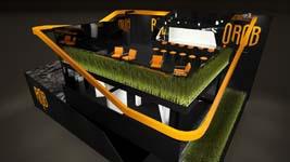Gerd couckhuyt ontwerpt stand rob voor bi nnale interieur for Interieur 2018 kortrijk