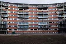 62 gerenoveerde sociale appartementen in Gent