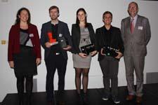 De innovatie-award de Slimme GEIT gaat naar Marc Delghust