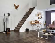 Vinyl vloeren in combinatie met vloerverwarming