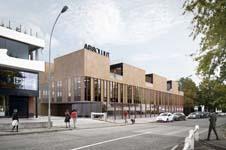 Absoluut Plaza: Winkelen, werken, wonen in platinastijl