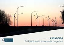 Windgids voor meer succesvolle windmolenprojecten
