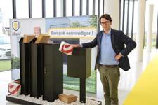 eSafe lanceert nieuwe lijn design pakketbrievenbussen