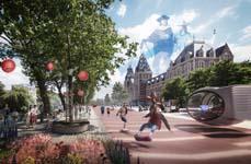 Oamsterdam: Duurzame stedelijke strategie voor Amsterdam