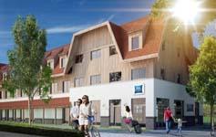 Knokke krijgt resort met twee hotels en vakantieresidenties