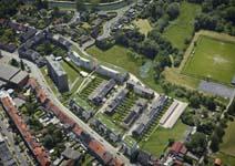Nieuwe Gentse woonwijk Park Bourgoyen verrijst tegen 2020