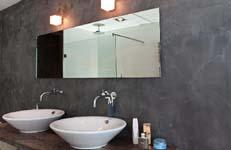 Ga voor robuust en sterk met een badkamer van beton ciré