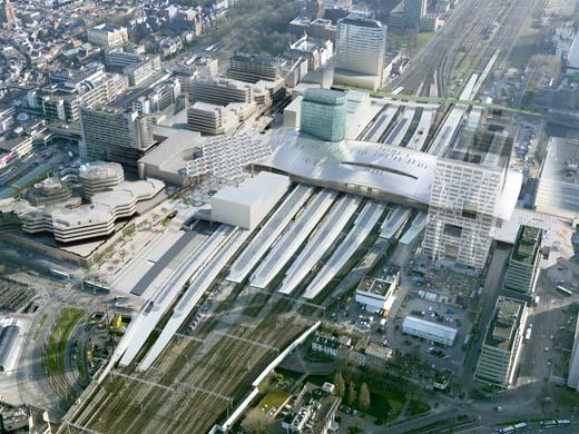 Utrecht Centraal - Benthem Crouwel Architects