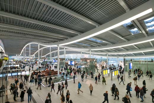 Utrecht Centraal - Benthem Crouwel Architects