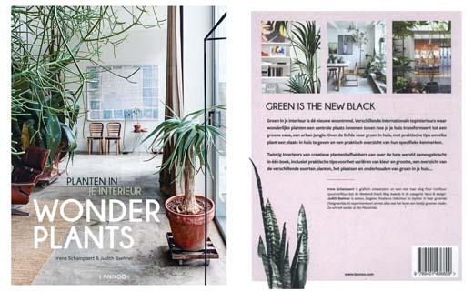 Wonderplants, planten in je interieur