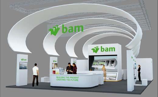 Spectaculair hologram onderstreept BAM's visie op digitalisering bouwproces