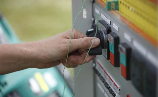 Stofemissie elektrisch gereedschap onder controle