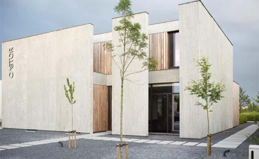 Castor kiest voor hedendaags architectuurconcept
