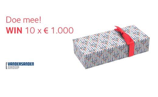 Batibouwwedstrijd: win 10 x 1.000 euro aan waardebonnen