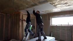 Gyproc - Goedkoop en snel je huis afwerken