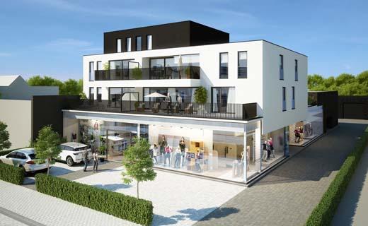 Van Houtven ontwikkelt uniek woon- en retailproject