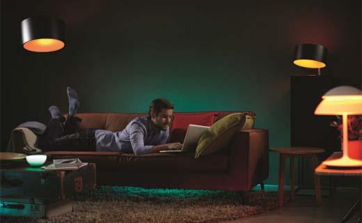 Breng je huis tot leven met slimme verlichting