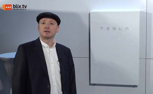 Batibouw report dag 5: Tesla Powerwall in hal 10
