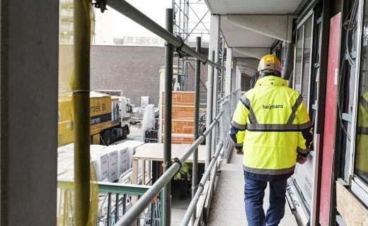 Heijmans boekt verlies van 110 miljoen euro in 2016