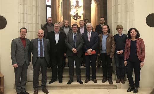 Tommelein start energietour in Vlaanderen