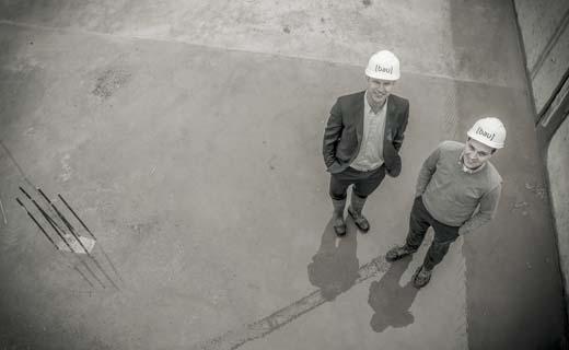 Bouwbedrijf [bau] uit Brasschaat focust op de essentie