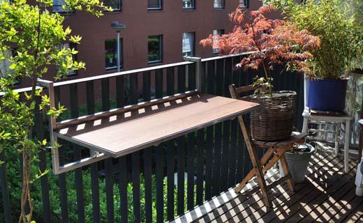 Houten Balkon Meubels : Optimaal genieten op je balkon doe je zo bouwenwonen.net