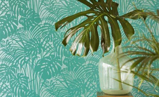 Reflect: Tropische kleurschakeringen voor de huiskamer