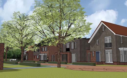 Ecowijk De Kiem start verkoop 61 woningen op 22 april