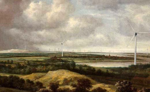 Lezing Hernieuwbaar energielandschap voor de Kempen
