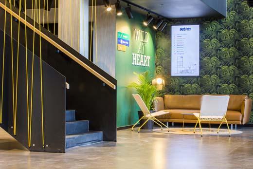 Park Inn by Radisson brengt eerste hotel met live-inn room naar Brussel