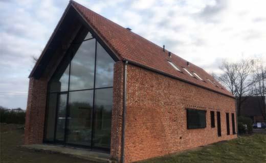 Renovatiedag: Van boerderij tot ééngezinswoning