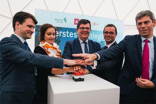 Antwerpen krijgt meest duurzame woontoren van Vlaanderen