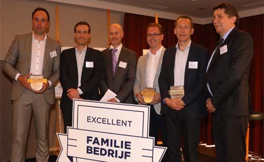 Vandersanden Group Ambassadeur Excellent Familiebedrijf