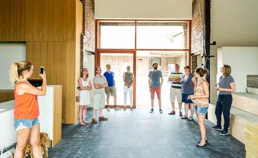 Meer dan 5.000 bezoekers tijdens de Vlaamse Renovatiedag