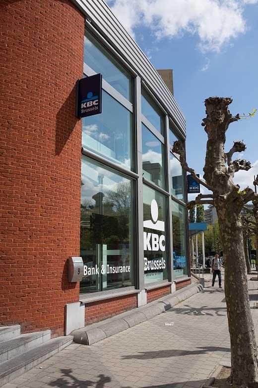 KBC introduceert Bamboo-kantoor in Brussel