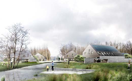 Blauwhoed start eerste ontwikkeling in Vlietvoorde