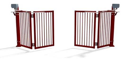 Faldivia is de nieuwe snelsluitende poort van Betafence