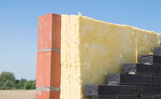 XS Wall is een alternatief voor gebrek aan isolatie