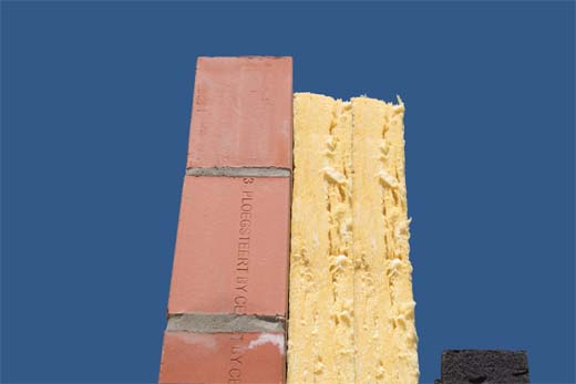 Ploegsteert XS Wall is een alternatief voor gebrek aan isolatie