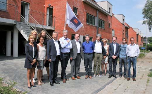 Nieuwbouwproject Wilgenstraat in Kapellen klaar voor huurders