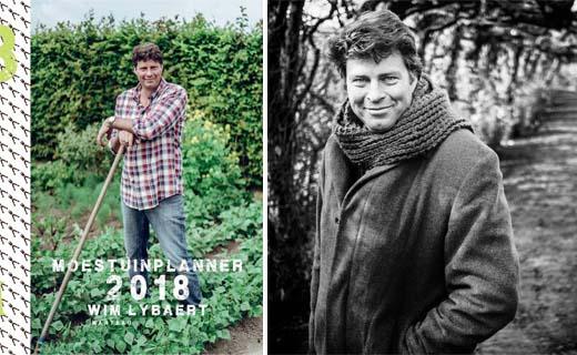 Wim Lybaerts Moestuinplanner 2018