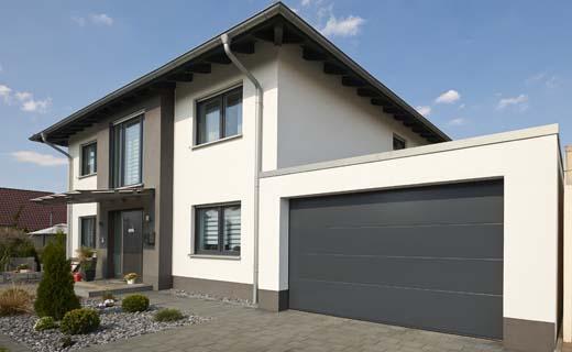 Nieuwste Hörmann-garagepoort gaat in productie