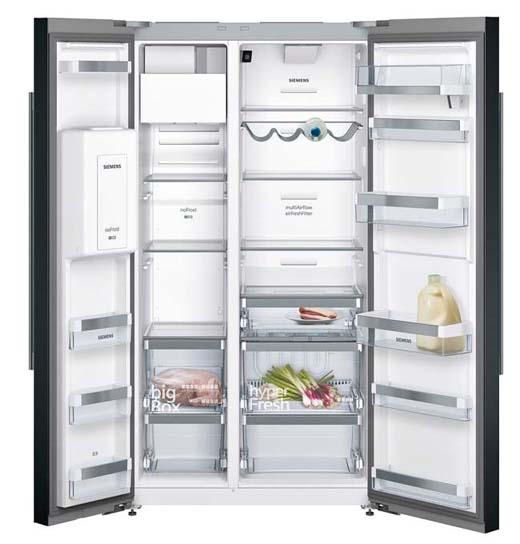 Inspecteer de koelkastvoorraad onderweg