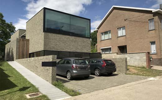 Mijn Huis Mijn Architect: Hedendaagse woning in Riemst