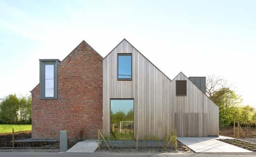 Mijn Huis Mijn Architect: BEN-woning in Aartrijke